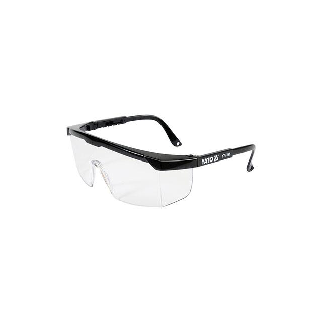 Ochelari de protecţie alb