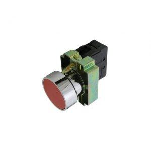 Buton 1NC 600 V roșu Kasan