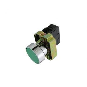 Buton 1NO 600 V verde Kasan