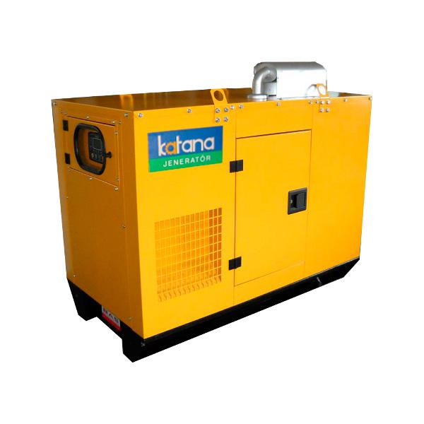 Generator KD-155 155 kVA Katana