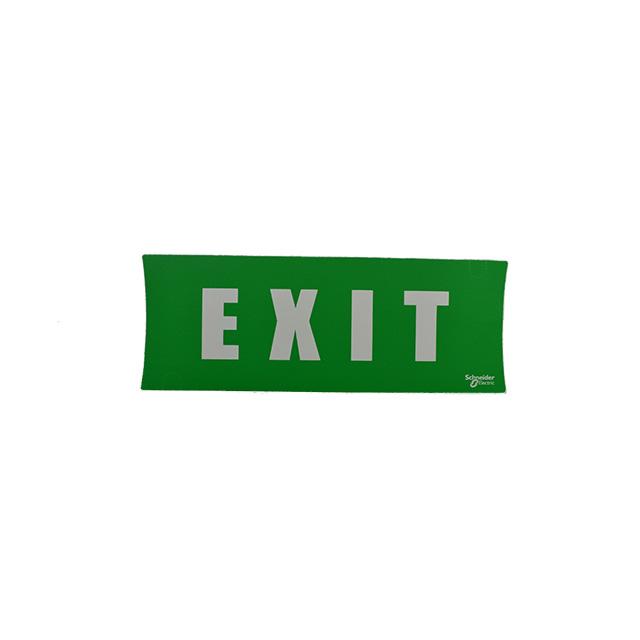 """Etichetă """"EXIT"""""""