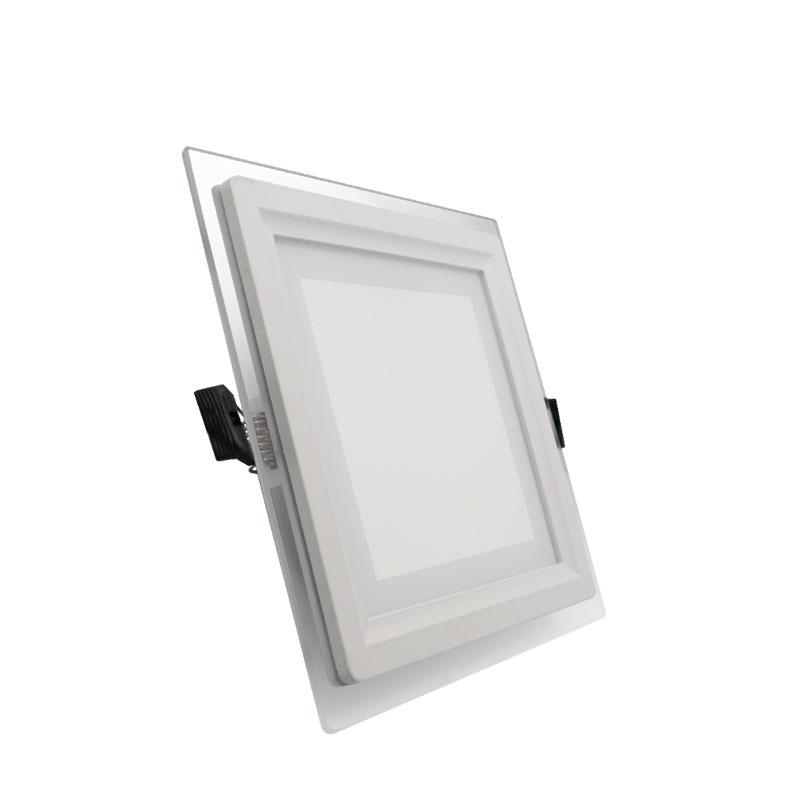 Panel LED sticla 9W 4000K EMS