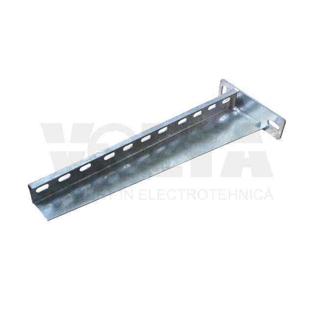 Console pentru jgheab L=100 mm EMS