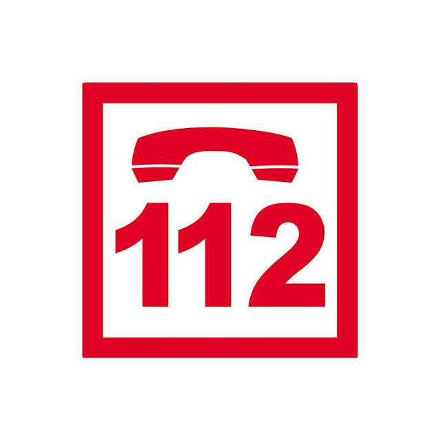 Autocolant 112