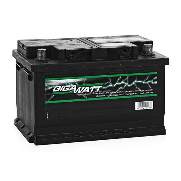 Baterie auto S4029 GIGAWATT